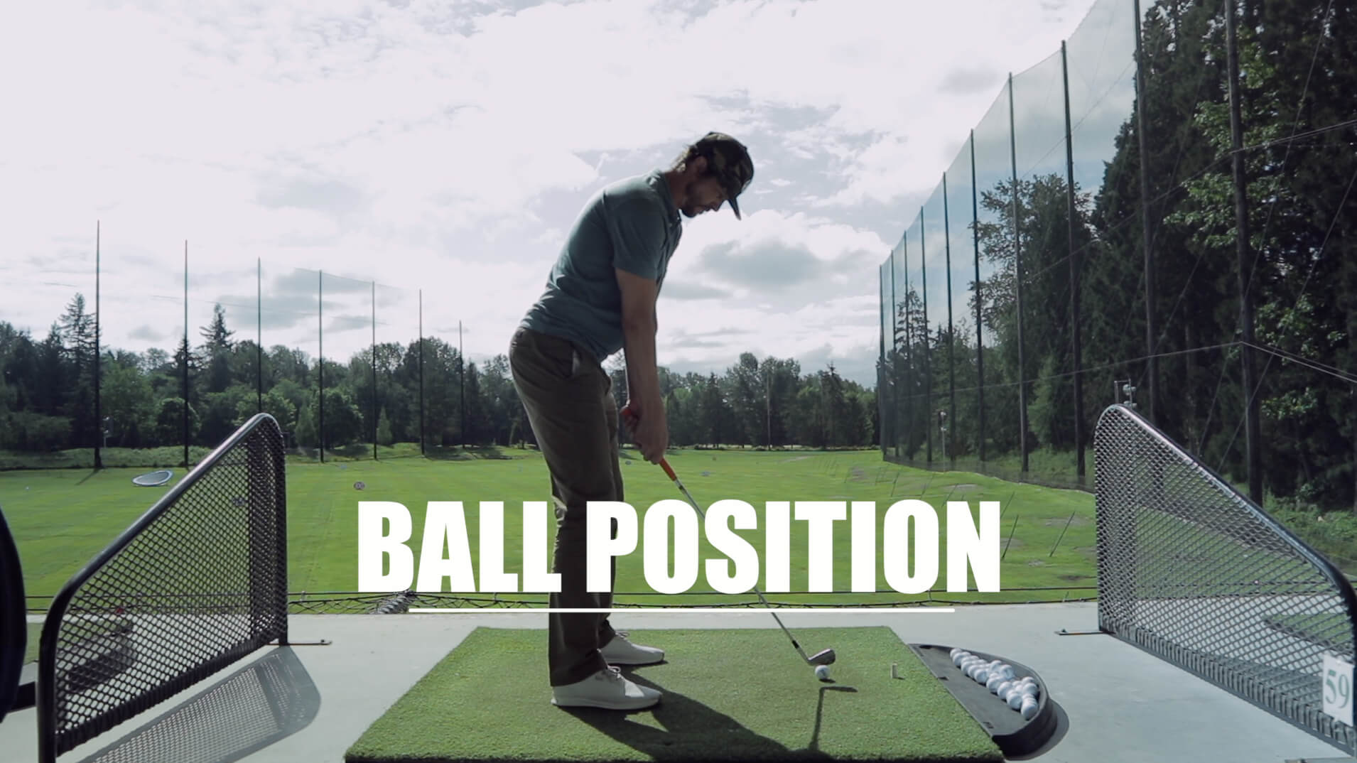 LIVEVIEW – Consistent Ball Position